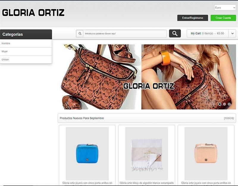 Aveclesenfants.com Tienda Online Falsa Gloria Ortiz