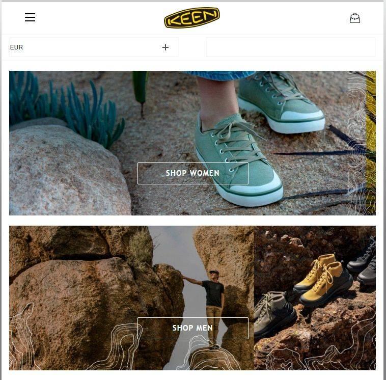 Keenkz.com Tienda Online Falsa Keen