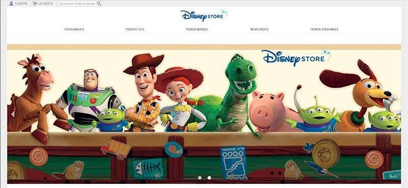 Shoppingmallofdisney.com Tienda Online Falsa Juguetes Disney