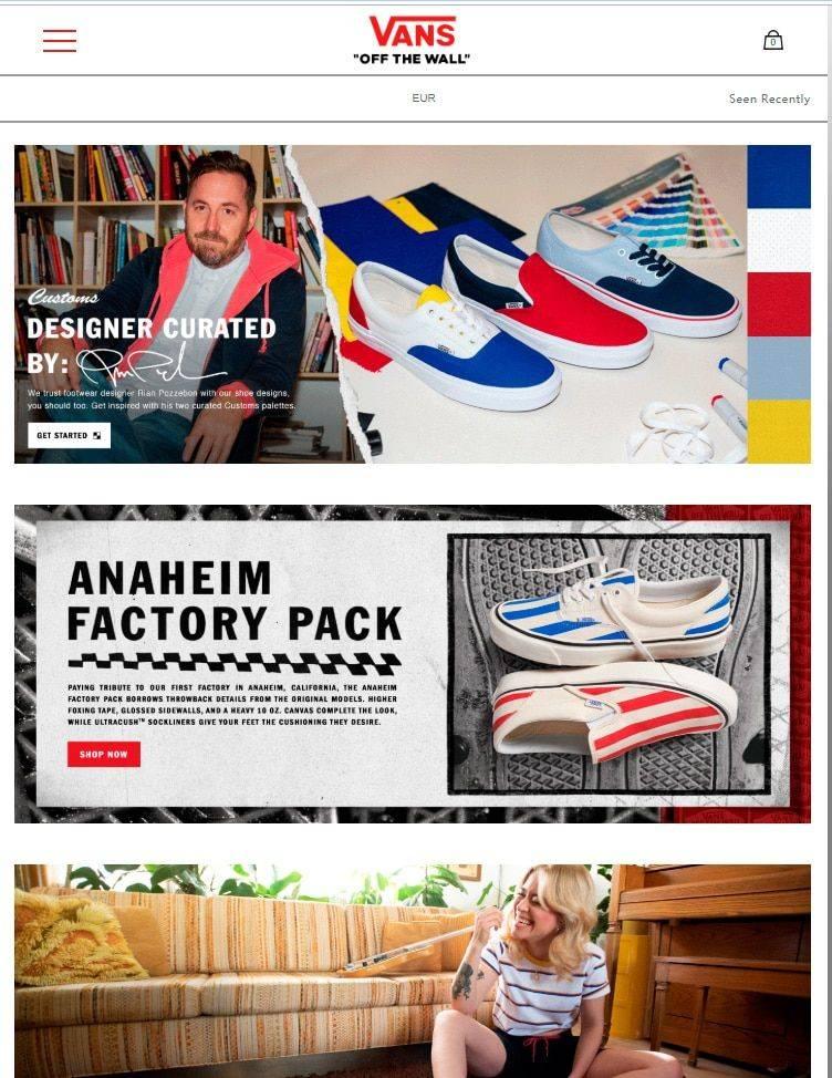 Vanskc.com Tienda Online Falsa Vans