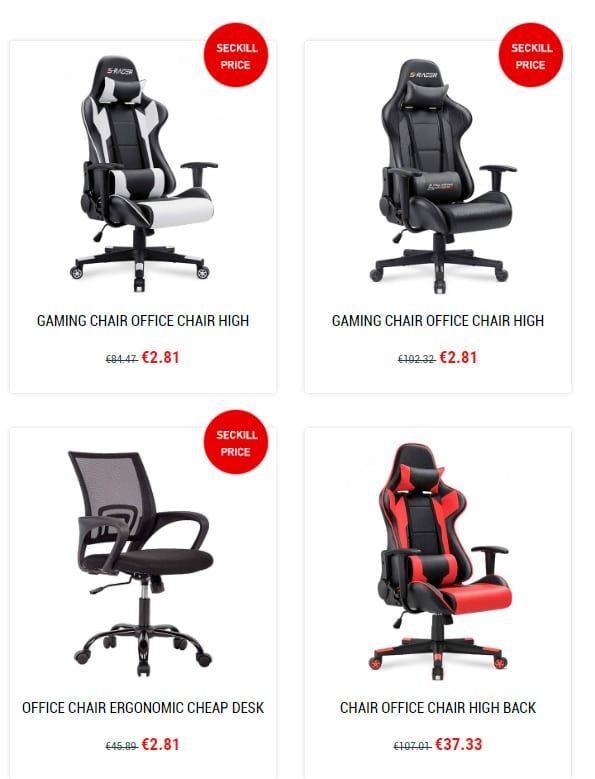 Ynsbg.top Fake Shop Online Chairs Gaming