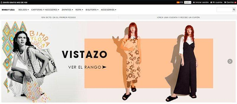 bimylolventa.online tienda falsa online Bimba y Lola