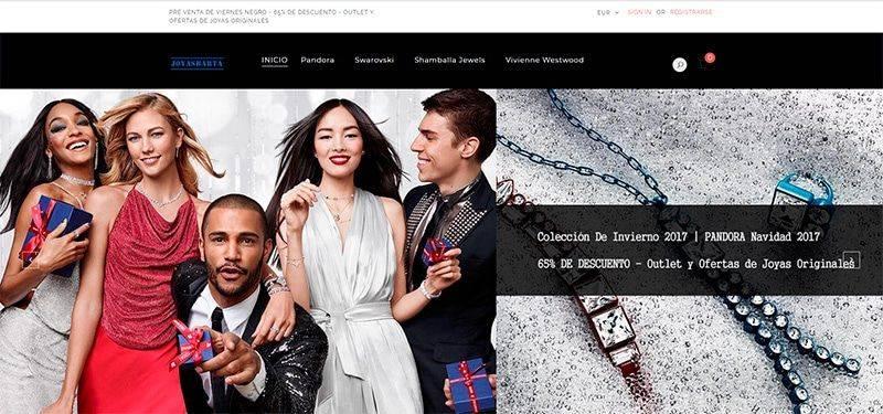 Joyasbarata.es Tienda Online Falsa Joyas
