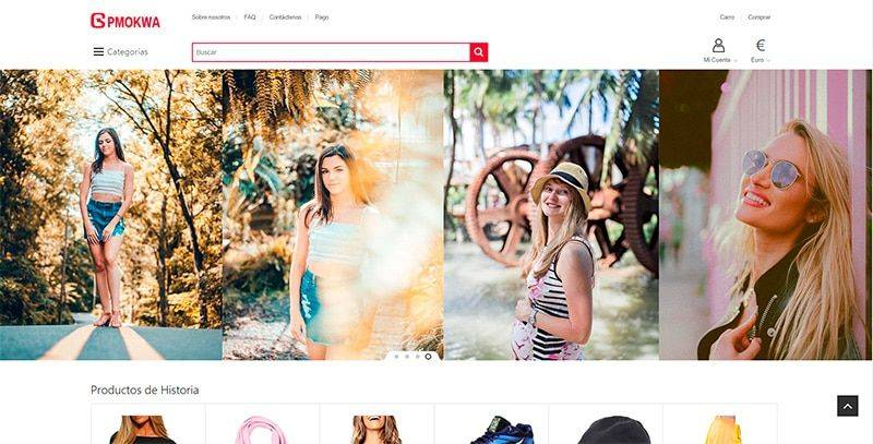 Pmokwamall.com Tienda Online Falsa Multiproducto