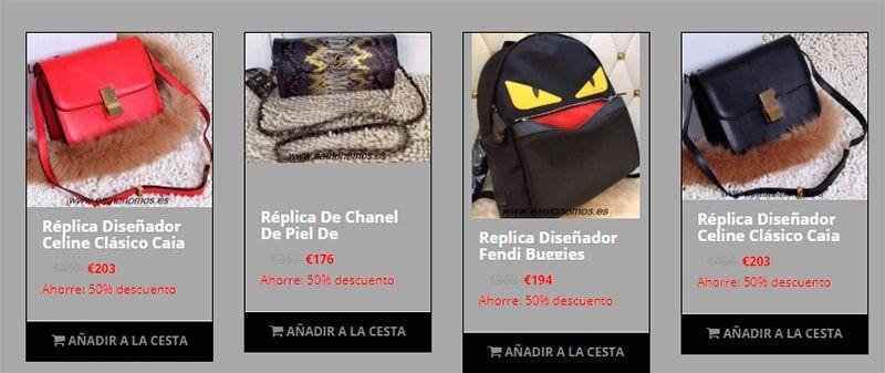 Replicachinabag.top Fake Online Shop Handbags