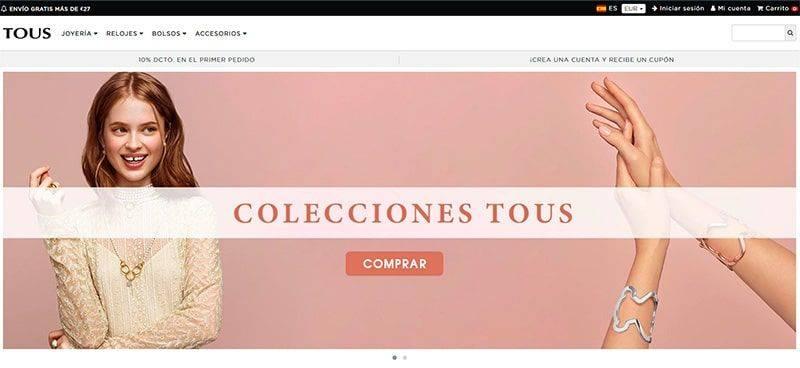 Tousceo.online Tienda Falsa Online Tous