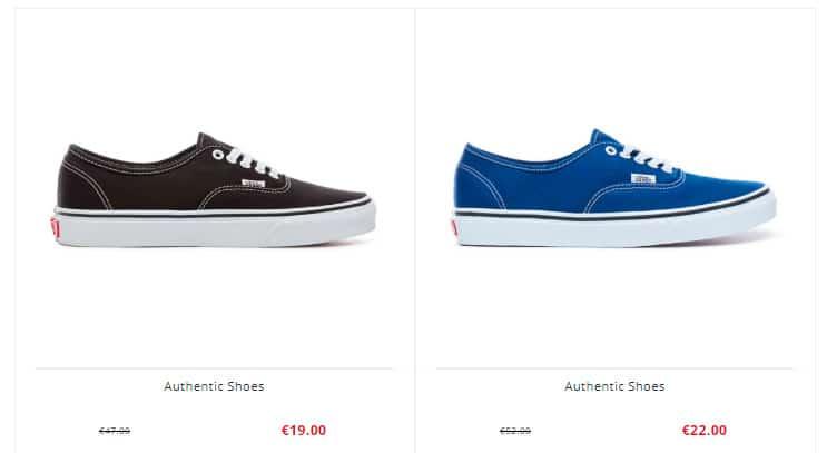 Vansshoess.club Tienda Online Falsa