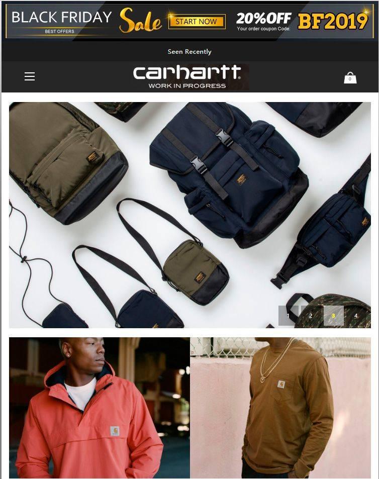 Cahrttclos.club Tienda Online Falsa Carthartt