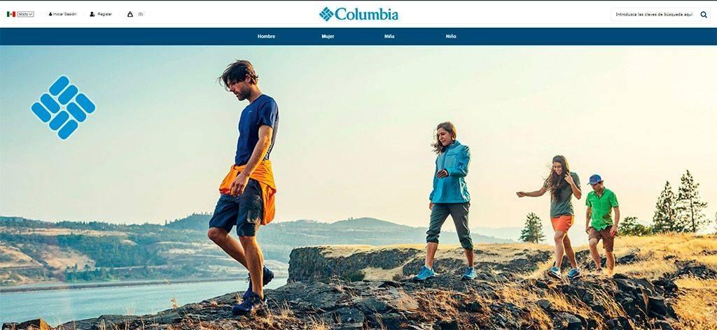 Columbiatienda.com.mx Tienda Online Falsa Columbia