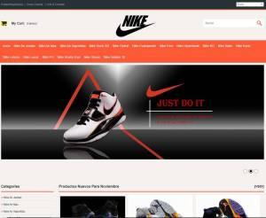 Megatubo.es Tienda Online Falsa Nike