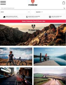 Trekostore.xyz Tienda Online Falsa Bicicletas Trek