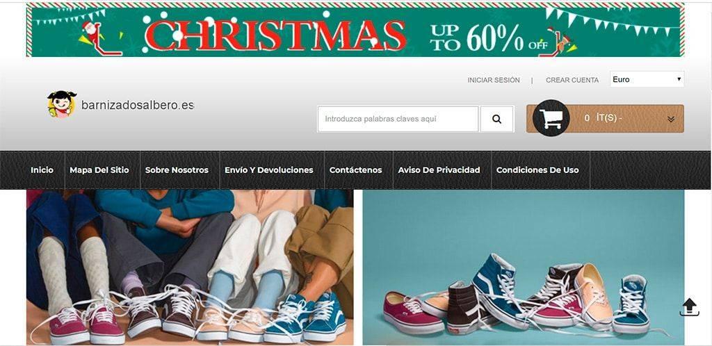 Lebijoutier.es Tienda Online Falsa Vans