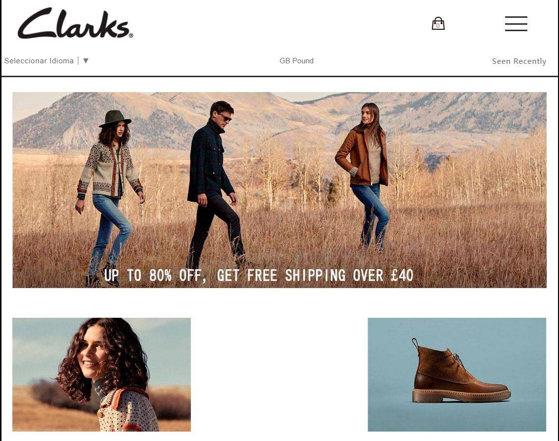 Clarkseushop.com Tienda Online Falsa Clarks