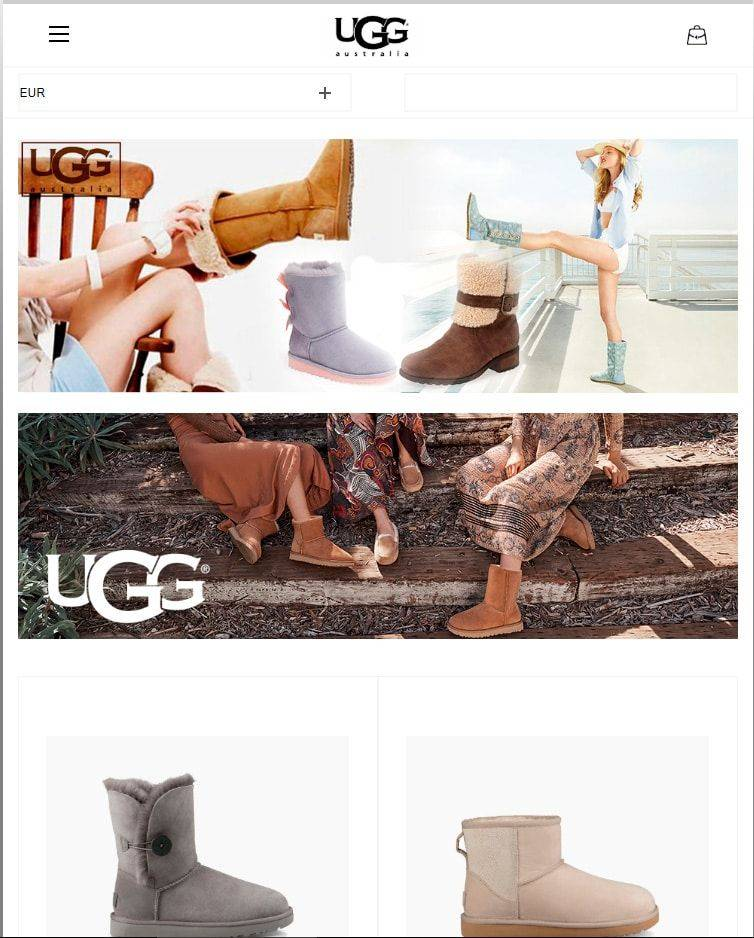 Deerboots.club Tienda Falsa Online Calzado Ugg