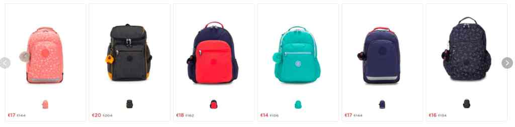 Kiplingstore.online Tienda Online Falsa
