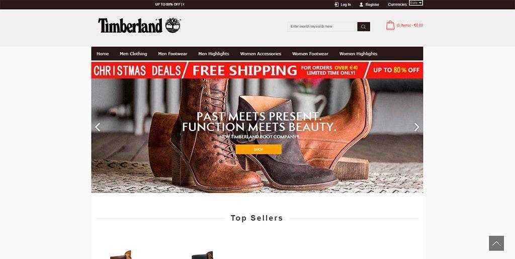 Timberlandoutleteu.com Tienda Online Falsa Calzado Timberland