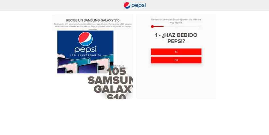 Phishing Pepsi 01