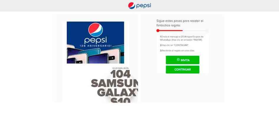 Phishing Pepsi 02