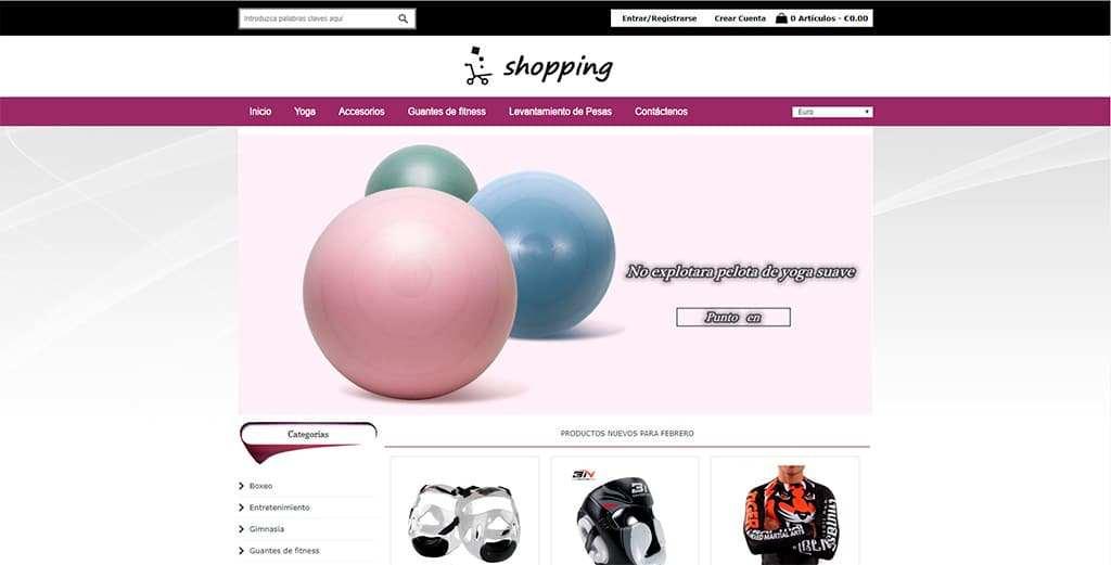 Alma Chic.es Tienda Online Falsa Articulos Deportivos