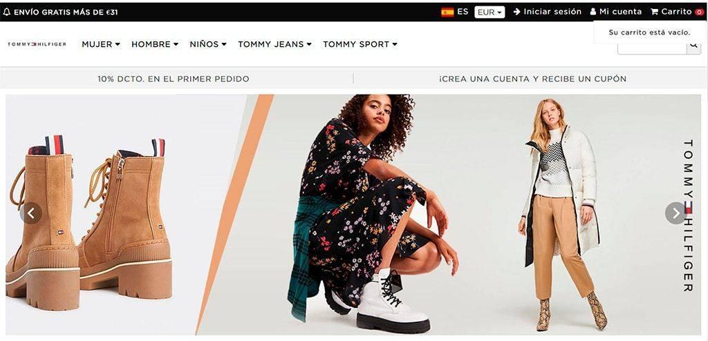 Tommysale.online Tienda Online Falsa Tommy Hilfiger