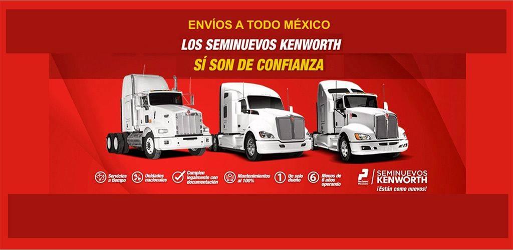 Kenworth Seminuevos.com Tienda Online Falsa Venta Camiones Kenworth