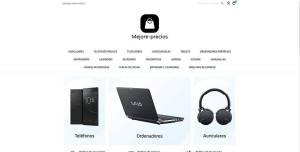Mejore-precios.com Tienda Online Falsa Tecnologia