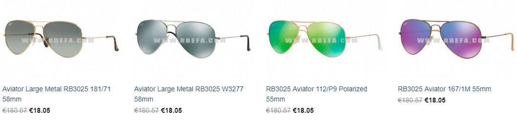 Rbefa.com Tienda Online Falsa Gafas