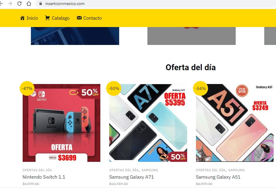 Insercointmx.com Hackeada