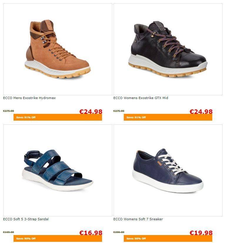 Eccostores.com Tienda Online Falsa