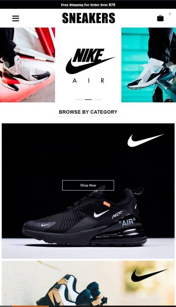 Zwisdoms.shop Tienda Online Falsa Nike