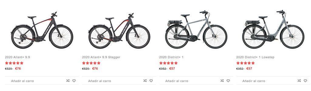 Bicyclemake.com Tienda Online Falsa
