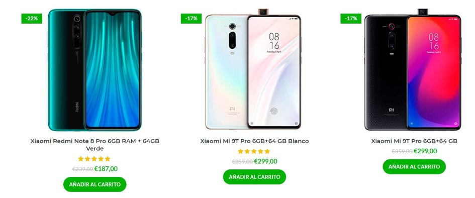 telefono-top.store Fake Online Shop Xiaomi Smartphones