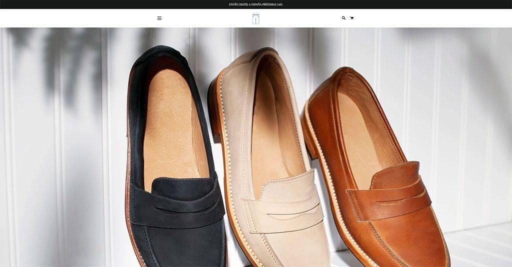 Vistetebien.com Tienda Online Falsa Calzado Hombre Mujer