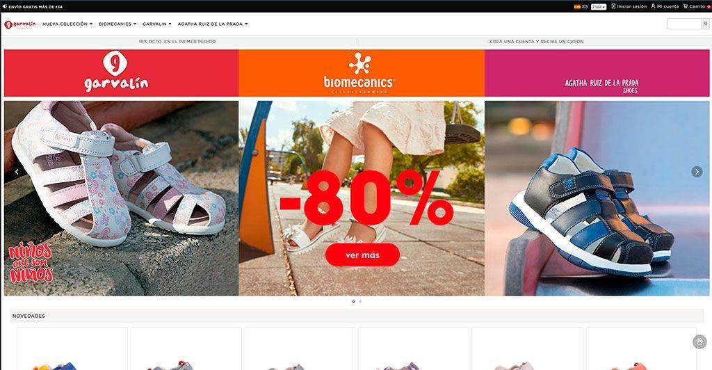 Zapatonino.online Tienda Online Falsa Zapatos Ninios Ninias