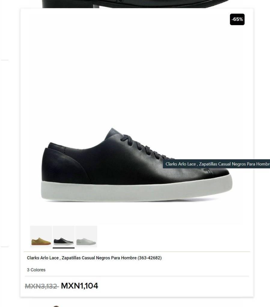 Zapatosclaks.com Tienda Online Falsa