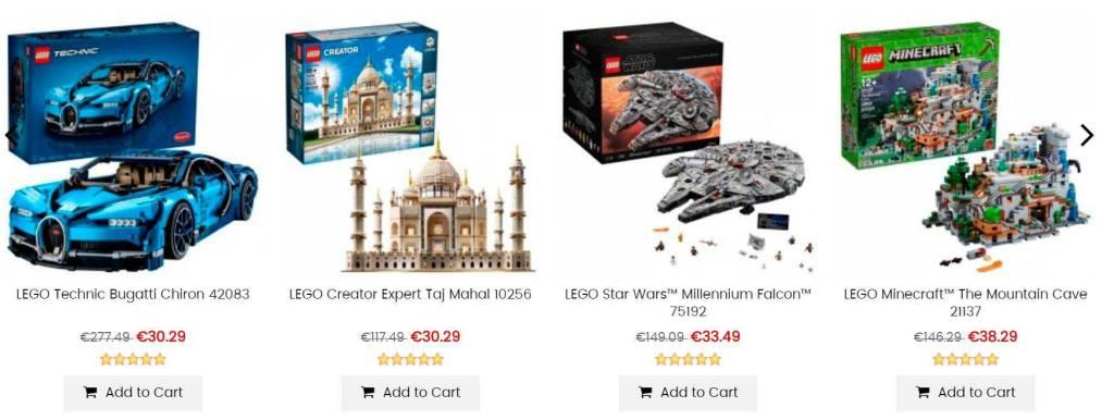 De.beastoy.com Tienda Online Falsa