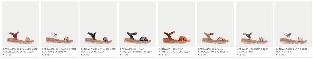 Ponsandalias.online Tienda Online Falsa