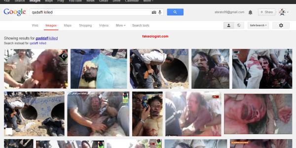 qadaffi killed   Google Search