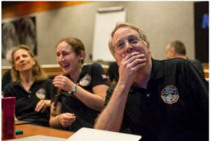 nasa happy at pluto