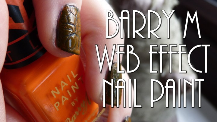 Barry M Web Effect Review