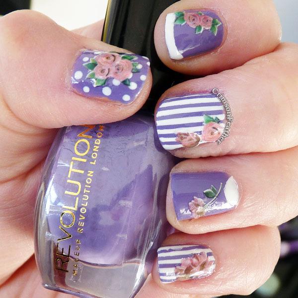 Manicure Monday – Flowers