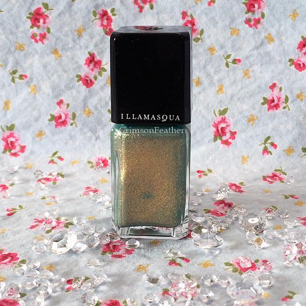 Melange nail polish by Illamasqua Review & Swatch
