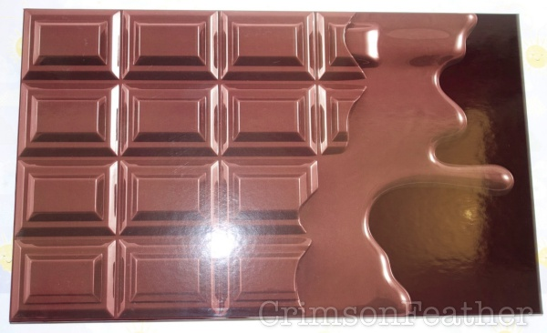 I Heart Revolution Chocolate Vault – Praline & Chocolate Strawberry Face Palettes Review & Swatches – Part 6