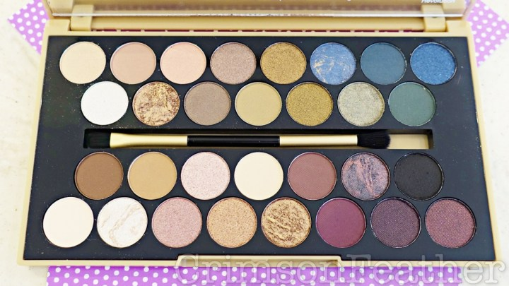 Revolution Beauty x British Beauty Blogger, Fortune Favours the Brave Palette – Review & Swatches