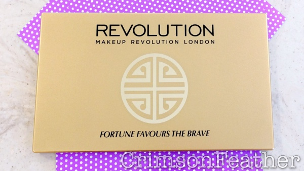 Revolution-Fortune-Favours-The-Brave-British-Beauty-Blogger