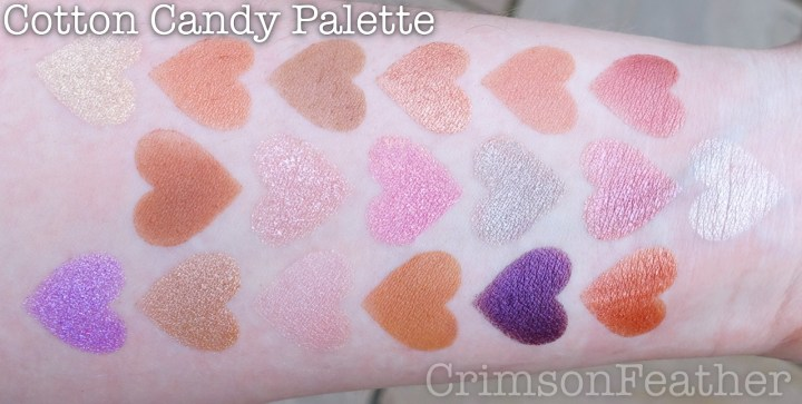 I-Heart-Revolution-Cotton-Candy-Swatches
