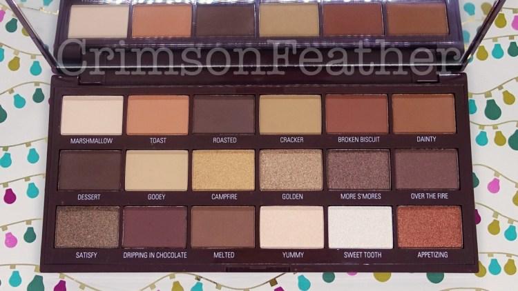 I-Heart-Revolution-Smores-Chocolate-Palette-Inside