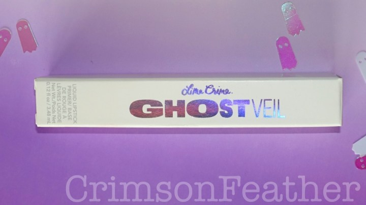 Lime Crime Ghost Veil Lip Primer Review