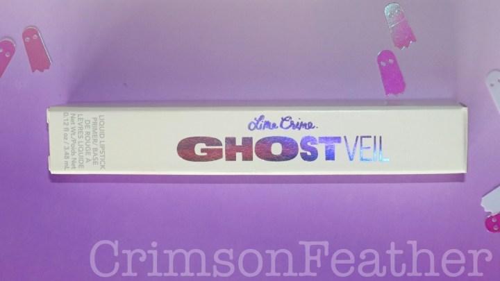 Lime Crime Ghost Veil Lip Primer Review
