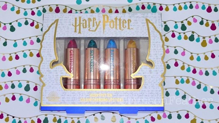 Wizarding World Harry Potter Colour Changing Lipsticks
